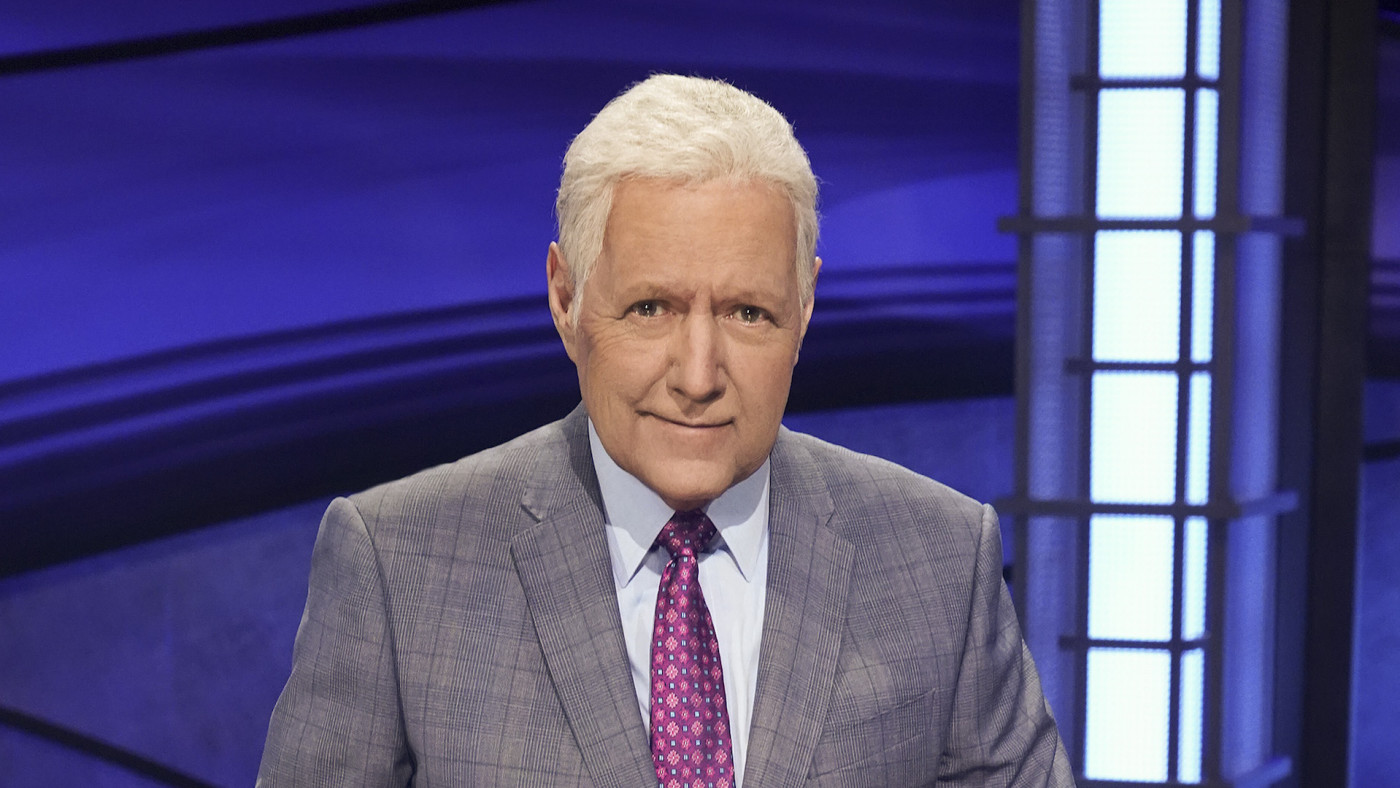 """Alex Trebek, """"JEOPARDY! The Greatest of All Time"""" is produced by Sony Pictures Television"""