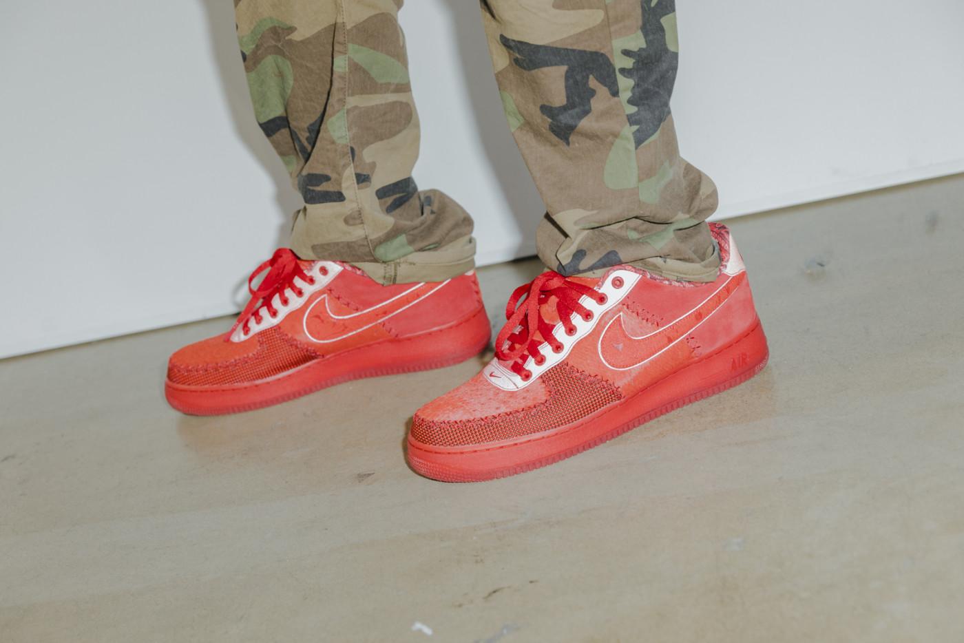 Nike Air Force 1 OBJ