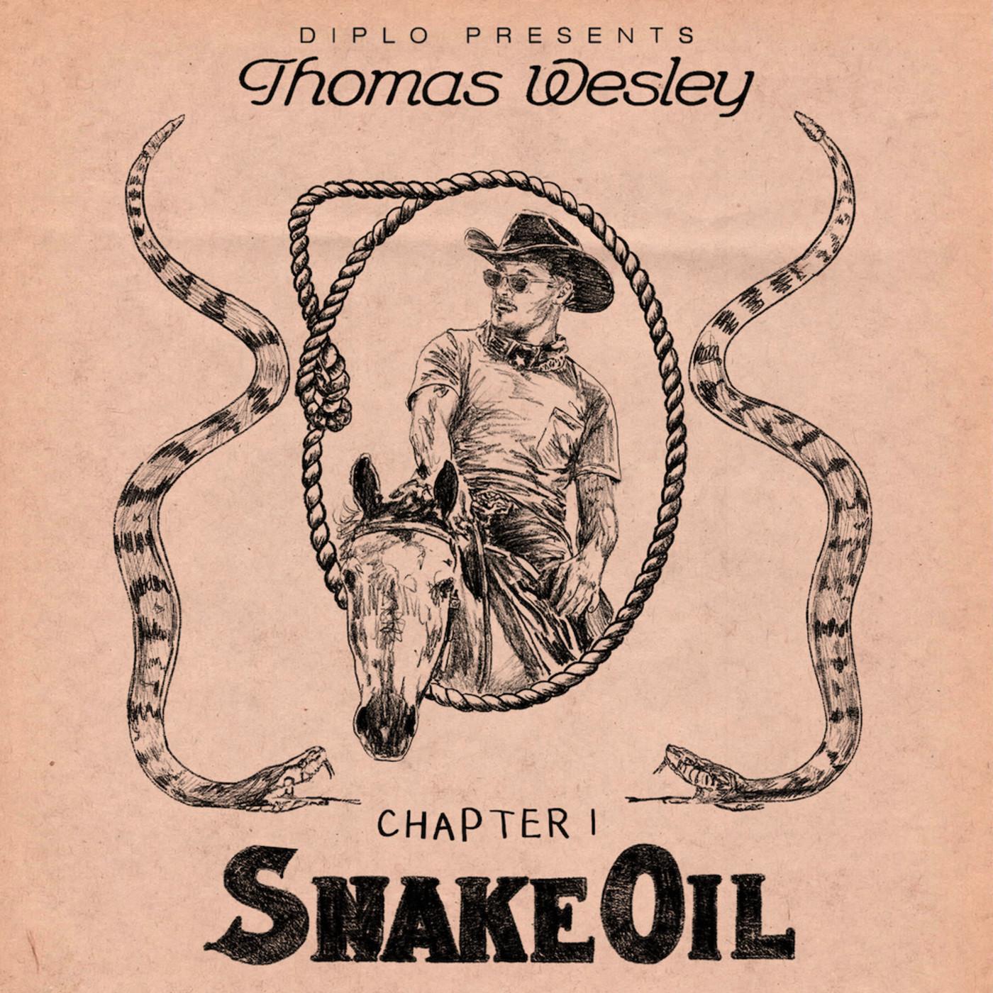 Diplo 'Snake Oil'