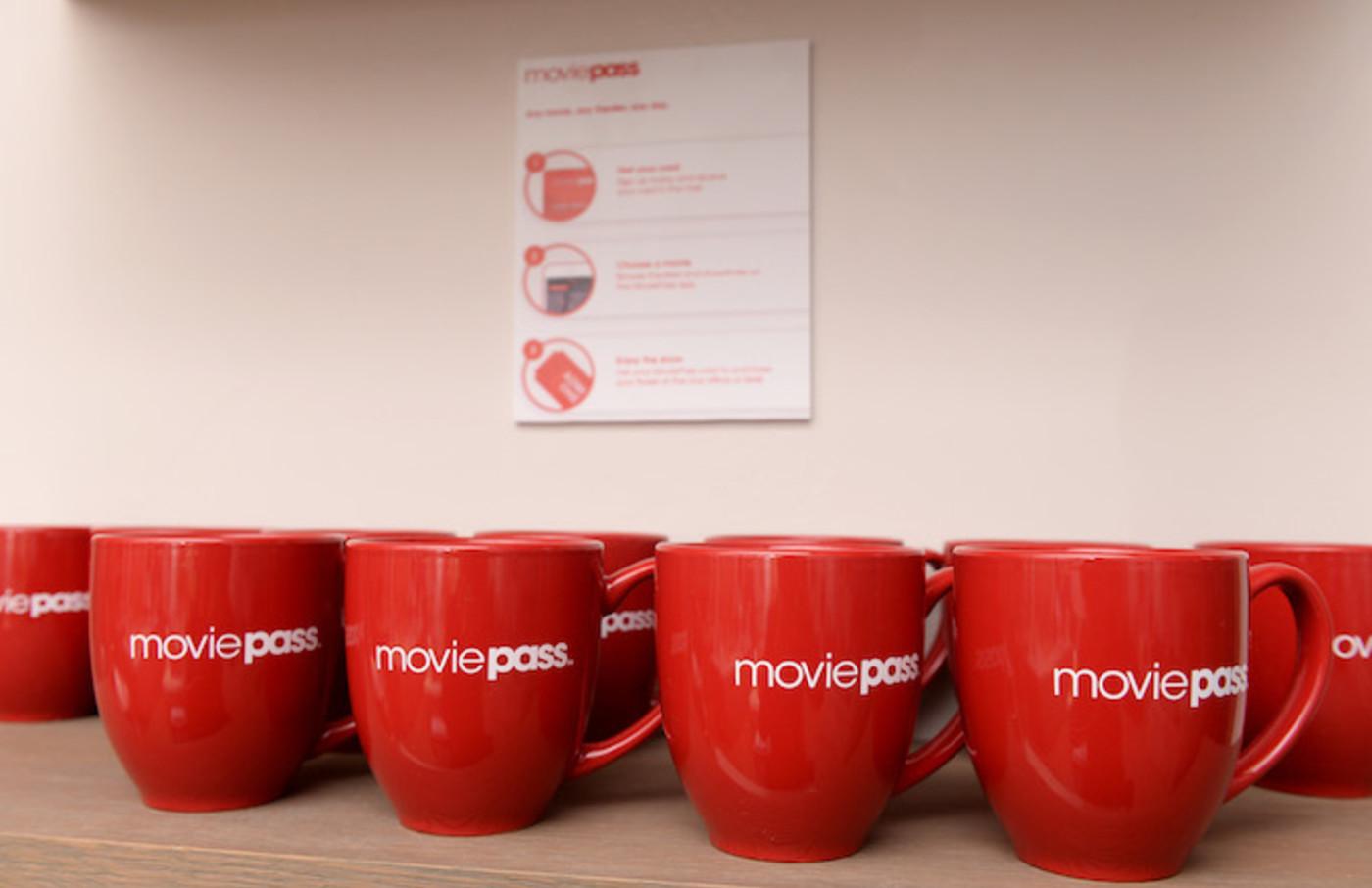 MoviePass mugs.