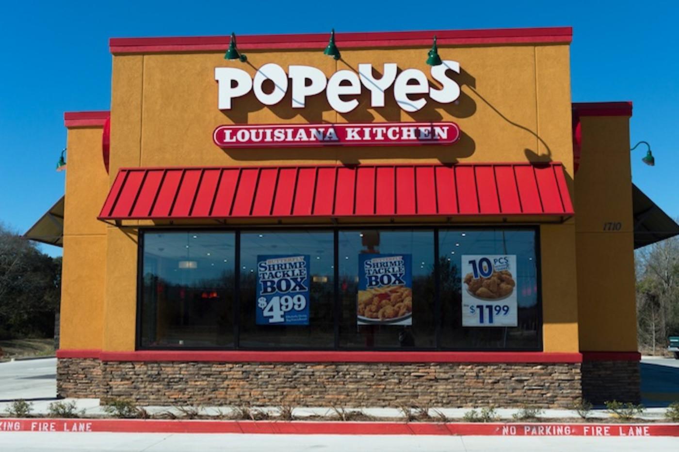 popeyes sandwich
