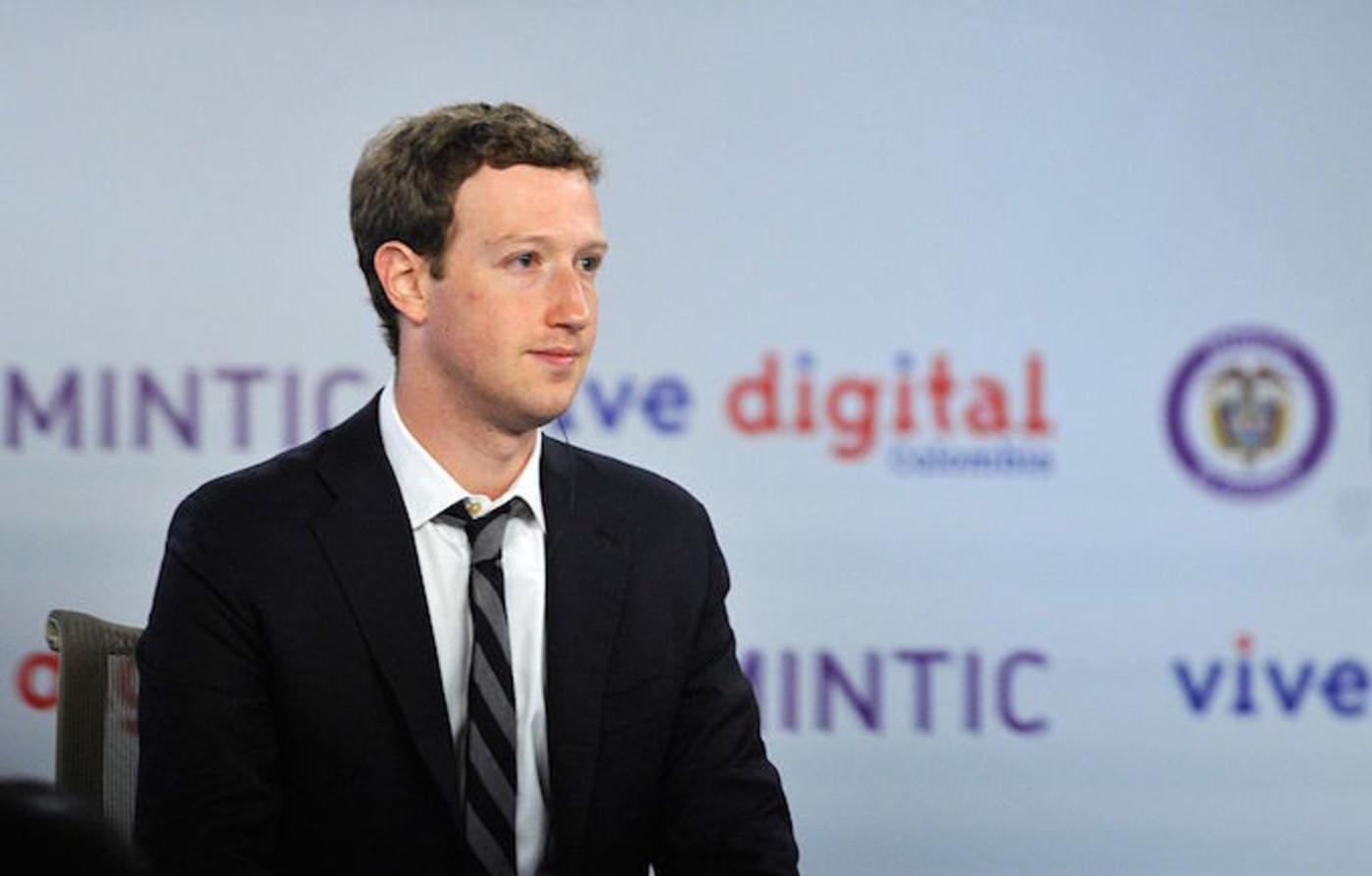 Mark Zuckerberg Ads