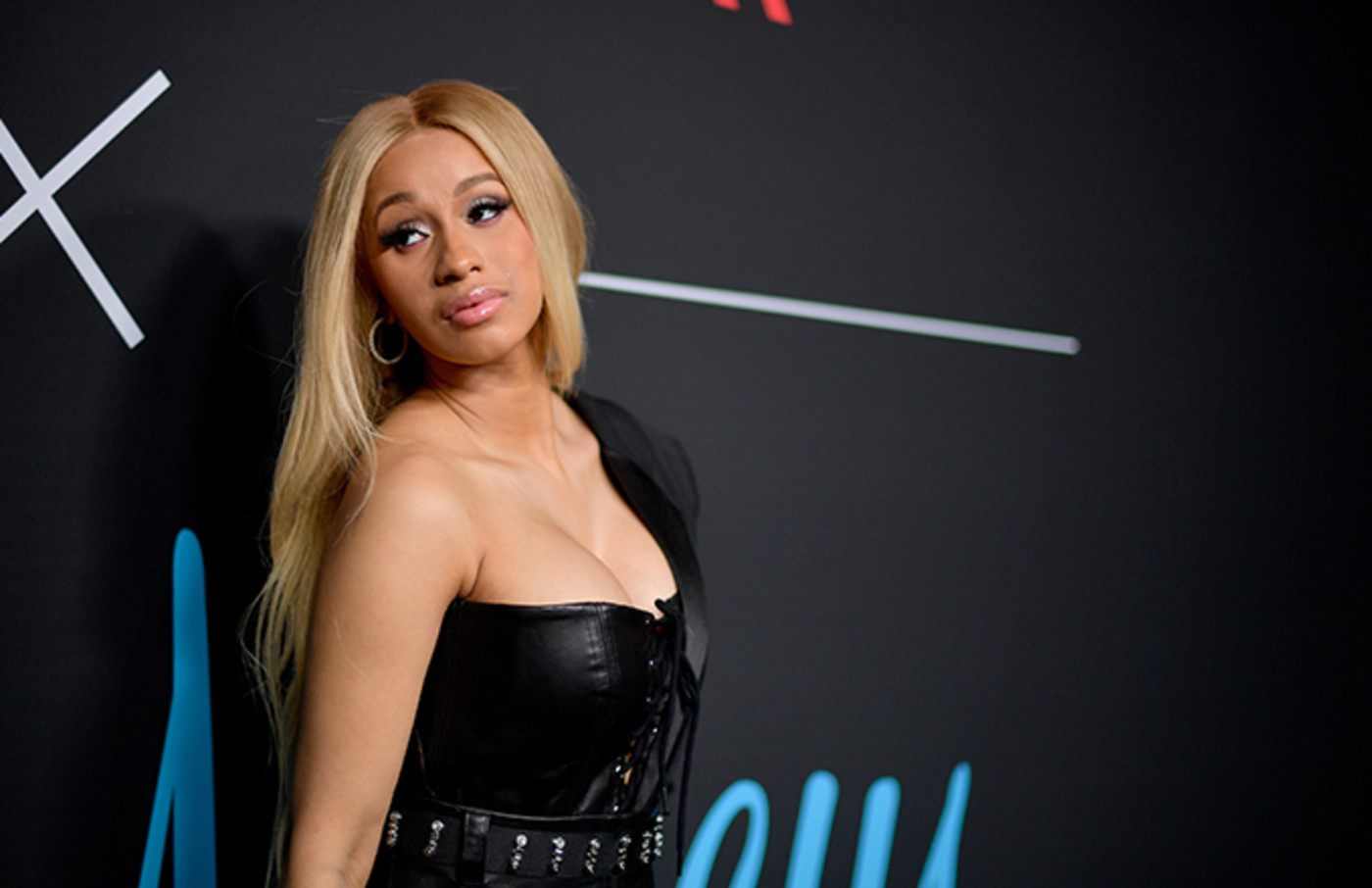 This is a photo of Cardi B.