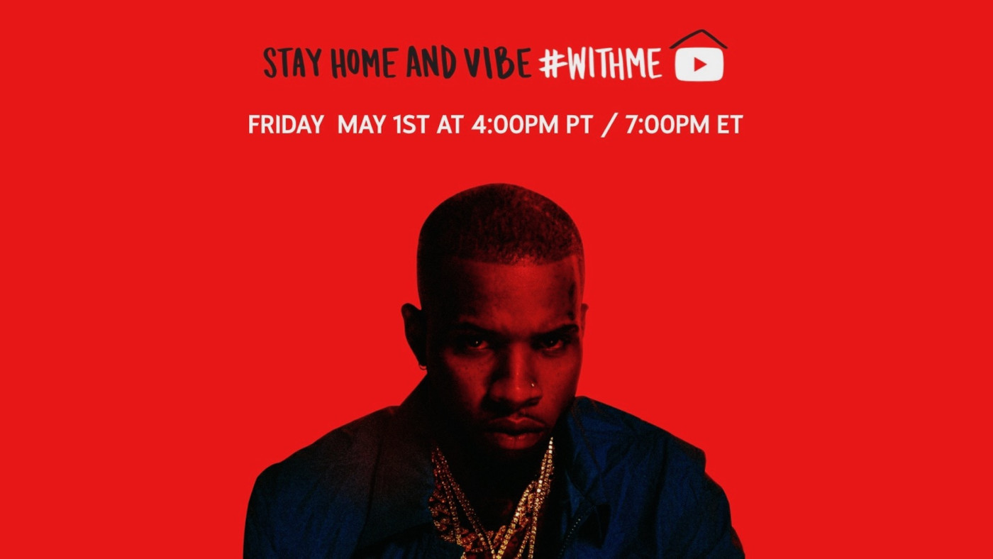 Livestream Tory Lanez S Social Distancing Tour On Youtube Complex