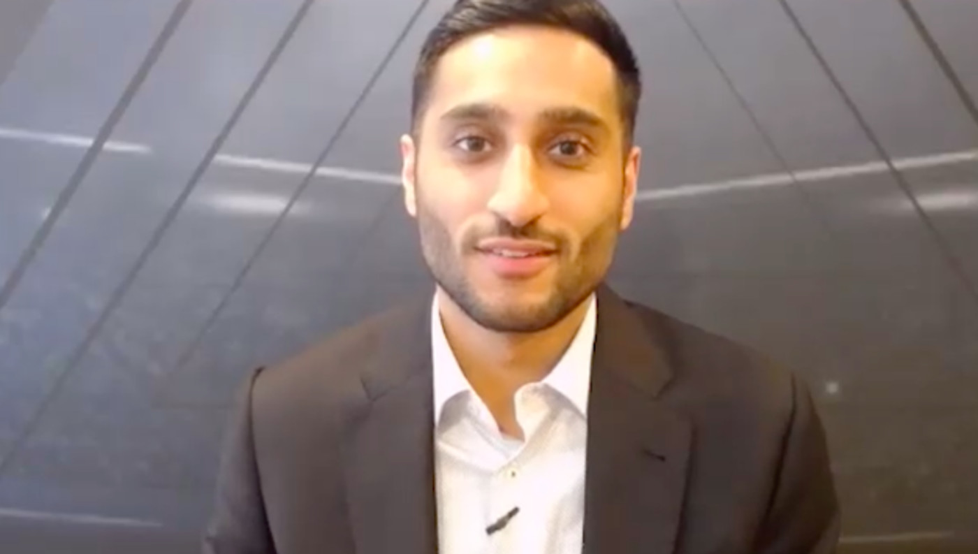 Shams Charania Load Management Podcast Screen Shot 2020