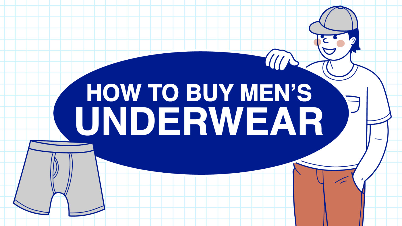 How to Buy Men's Underwear