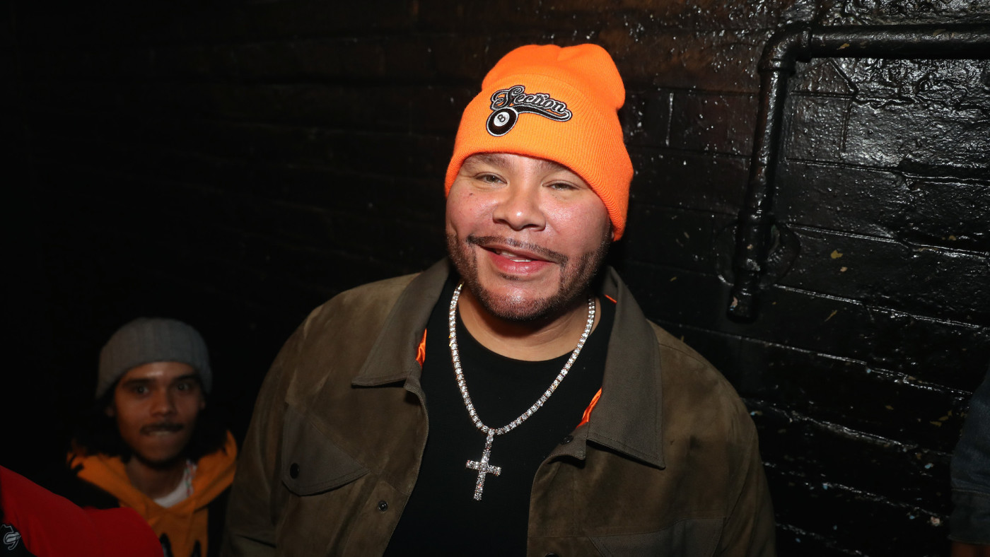 Fat Joe attends Pardison Fontaine In Concert at S.O.B.