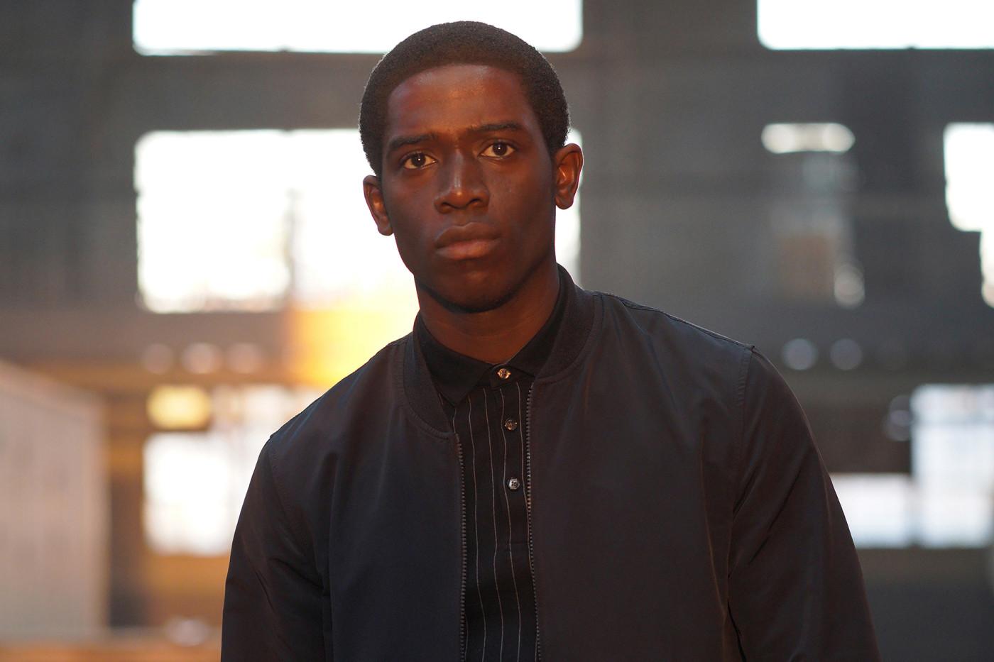 Damson Idris in FX's 'Snowfall'