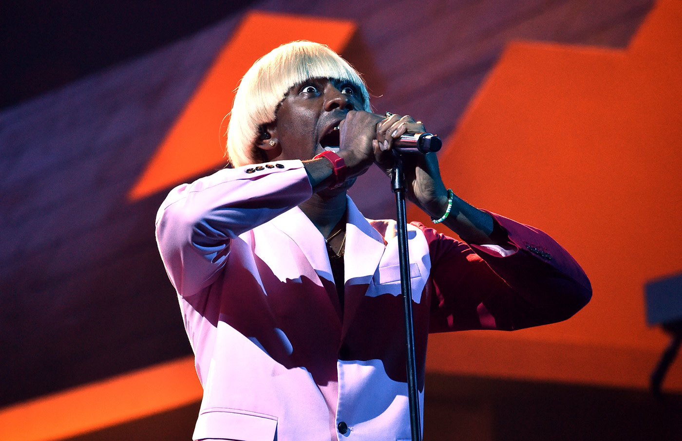 Tyler the Creator 2020 Grammys performance