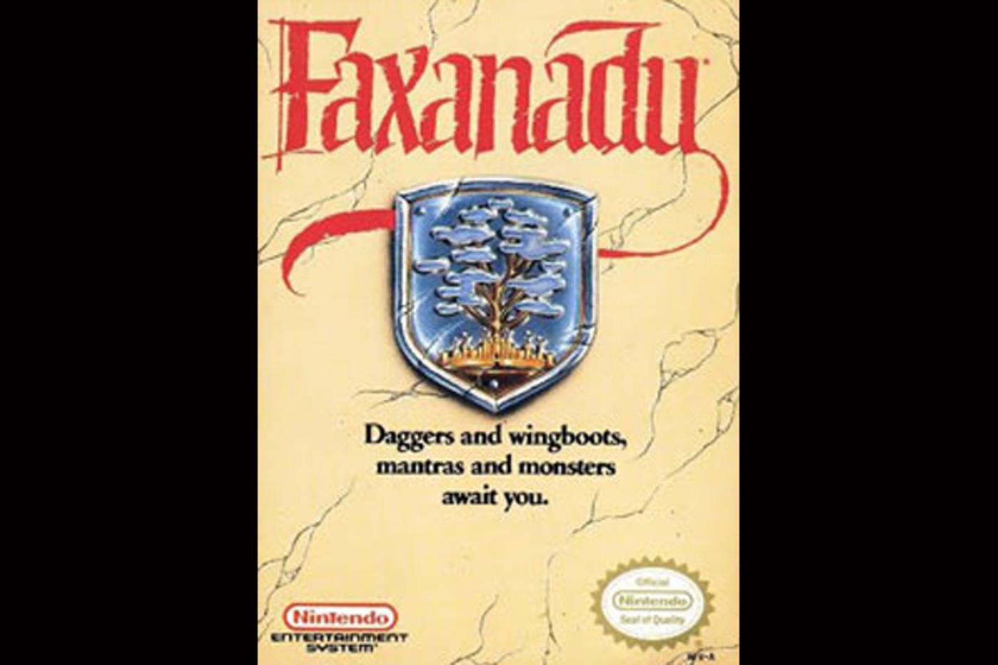 best-old-school-nintendo-games-faxanadu
