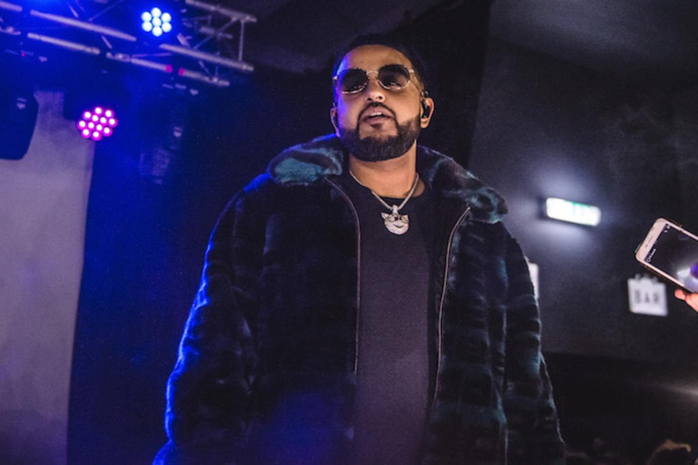 Nav in London