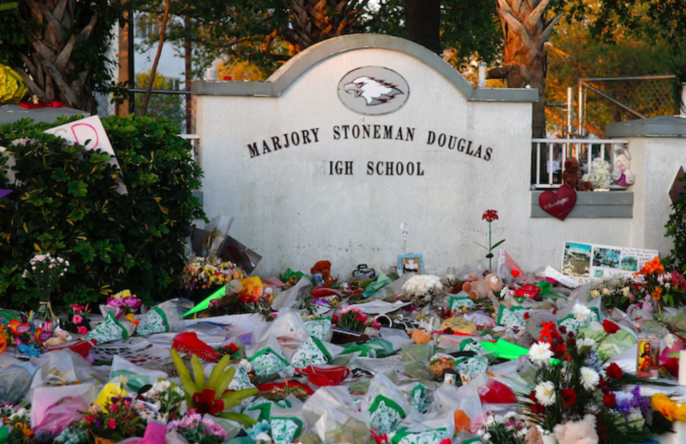 Marjory Stoneman Douglas High