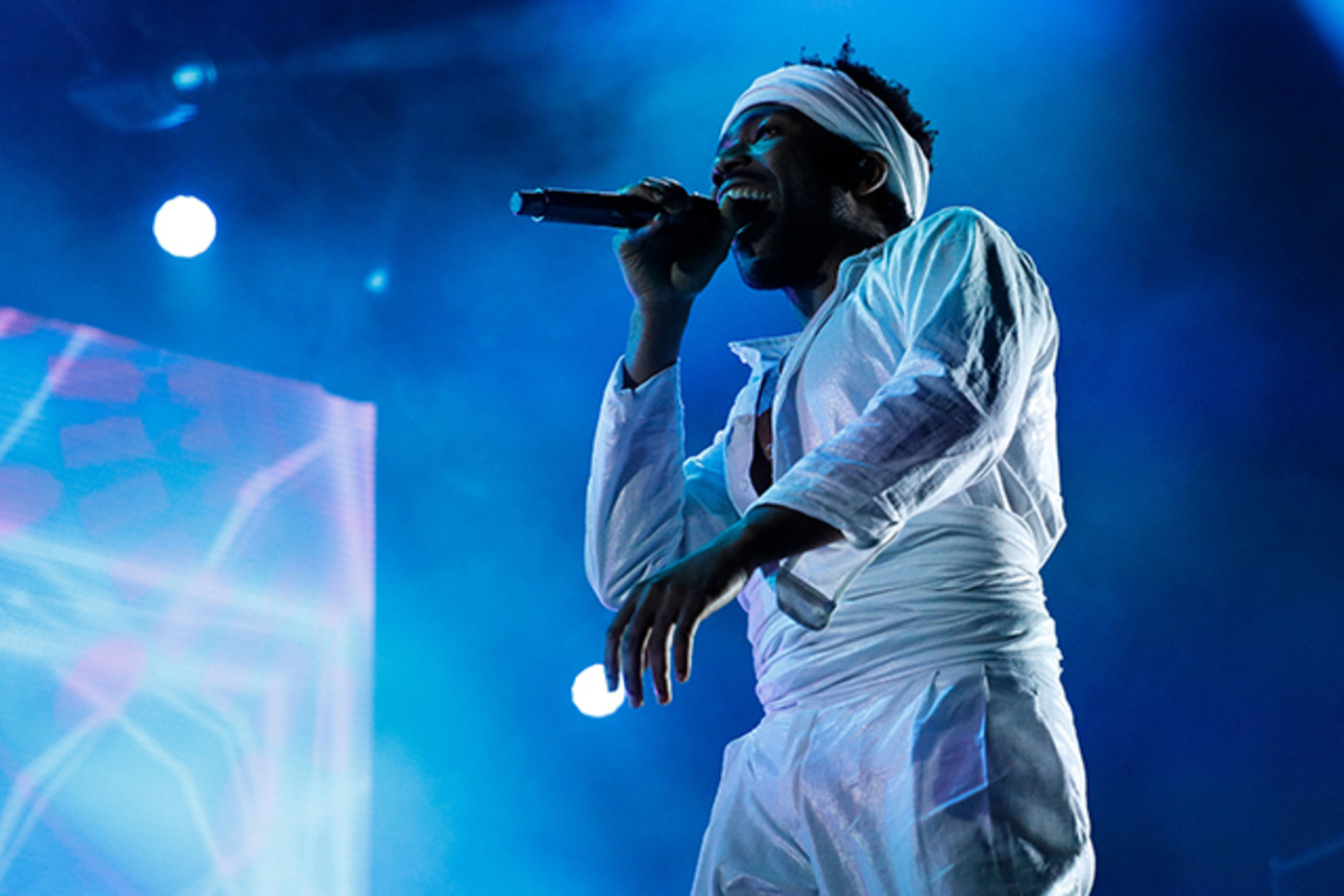 Childish Gambino at 2017 Governors Ball Music Festival - Day 2
