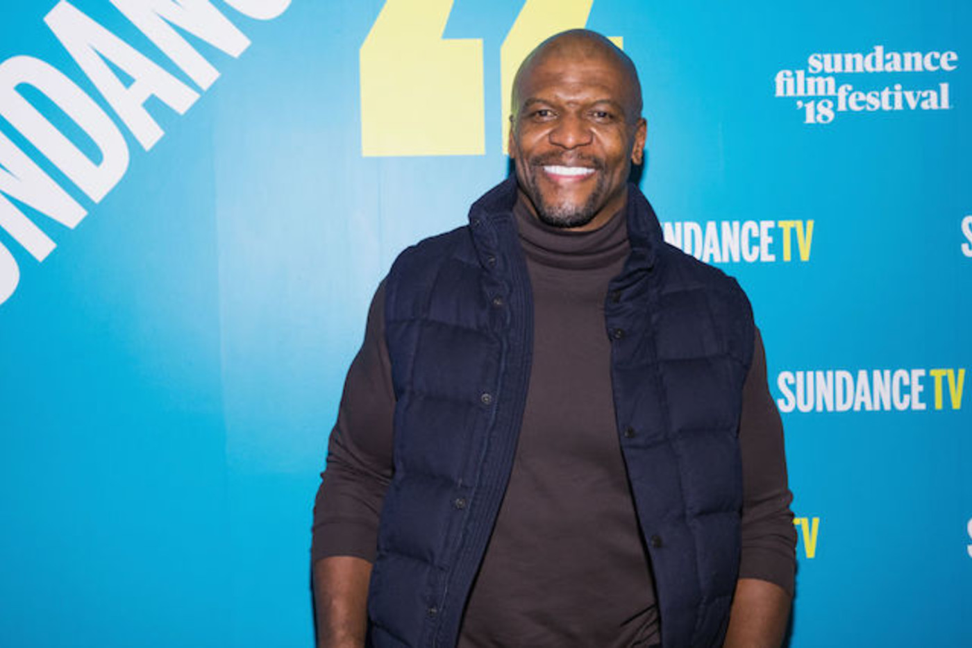 This is a picture of Terry Crews.