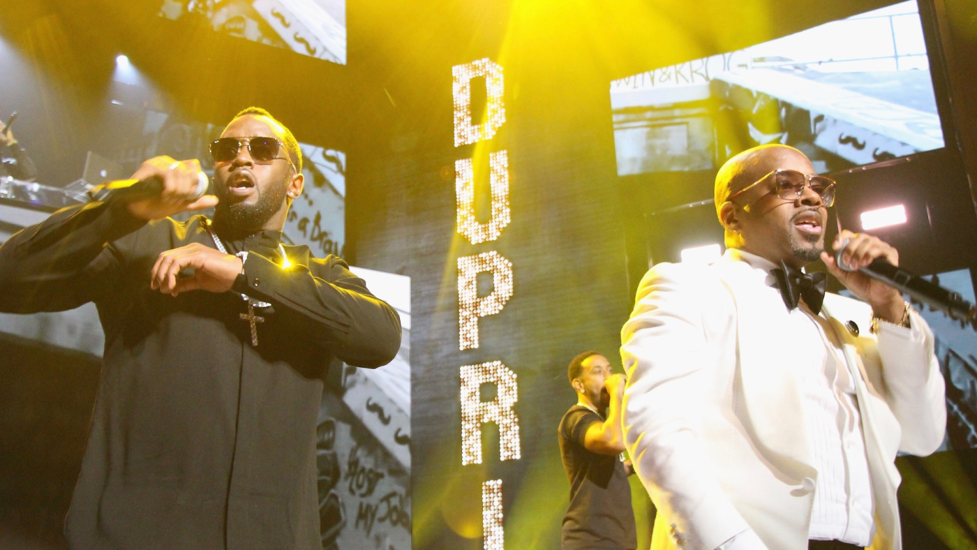 Puff Daddy Joins Fat Joe's IG Live With Jermaine Dupri, Calls Out Dr. Dre | Complex