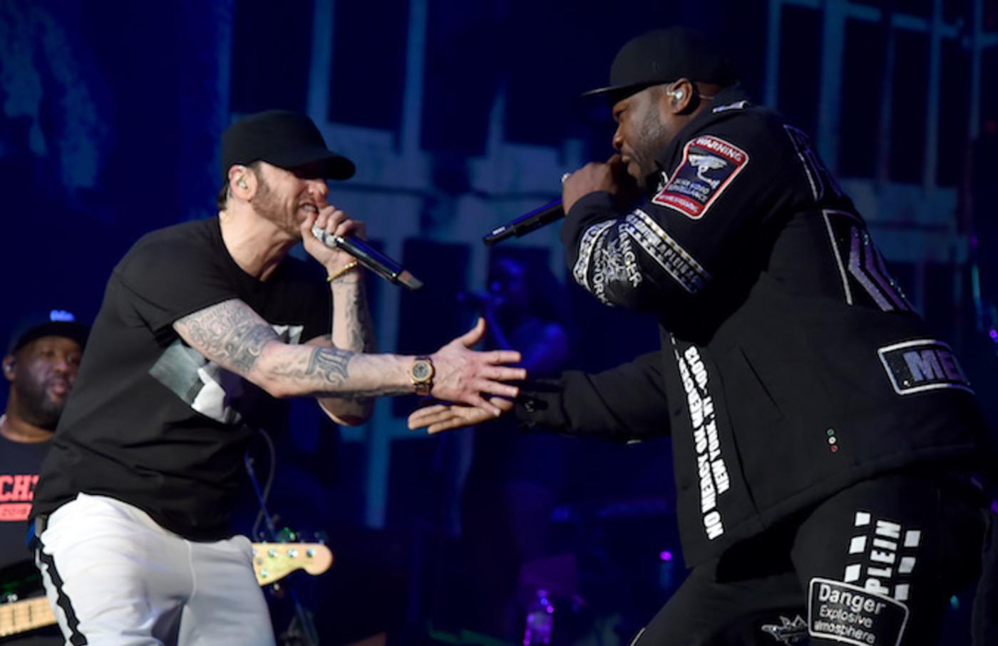 Eminem 50 Cent Dr. Dre Coachella