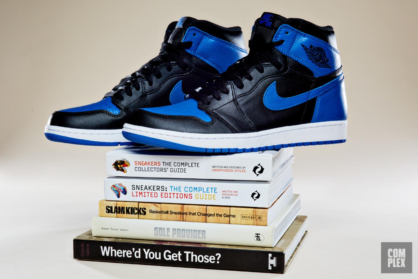 Air Jordan 1 Books