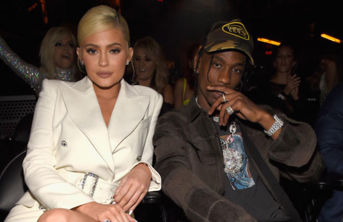 Kylie, Travis Kanye tweets