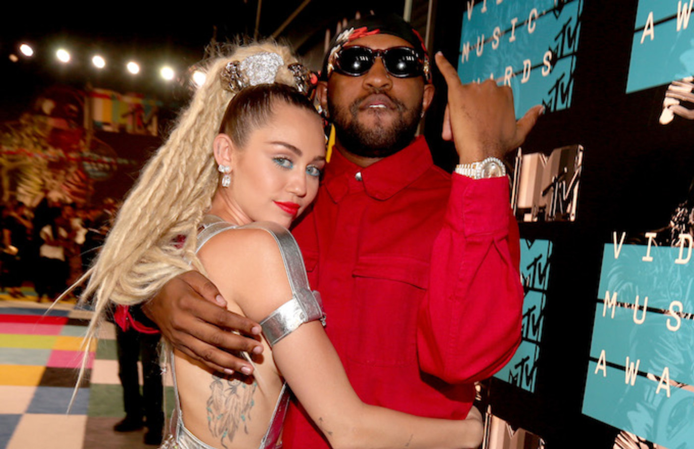 Miley Cyrus, Mike Will Made It reunite