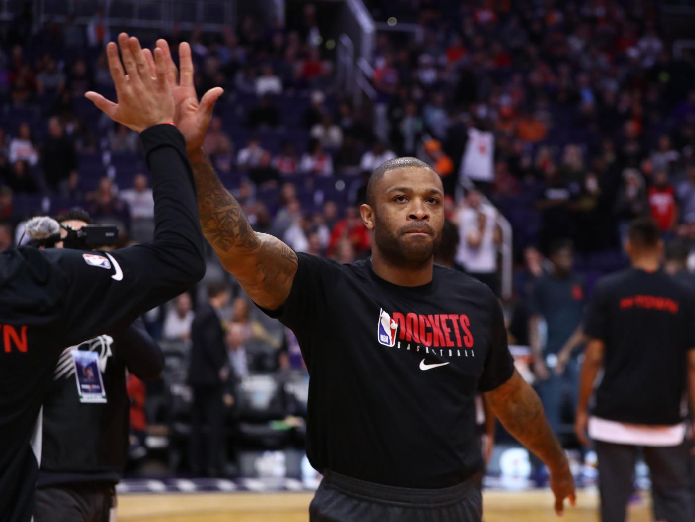 PJ Tucker Rockets Suns 2019