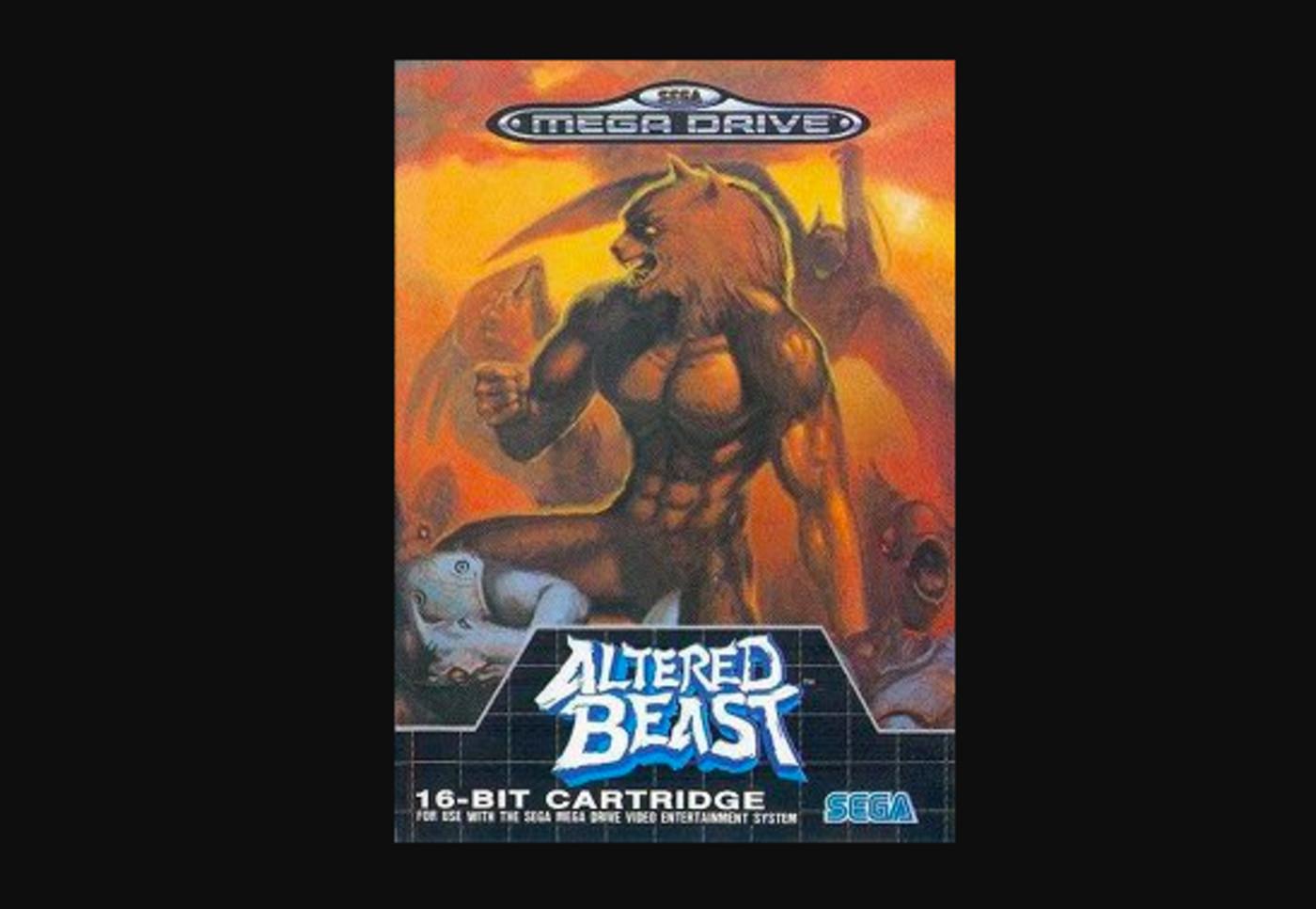 best-sega-genesis-altered-beast