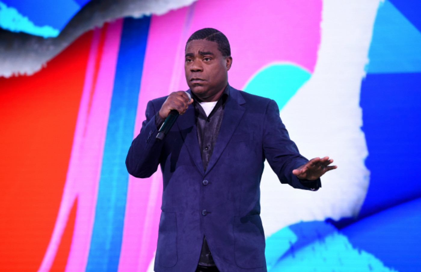 Tracy Morgan of TBS's The Last O.G speaks onstage