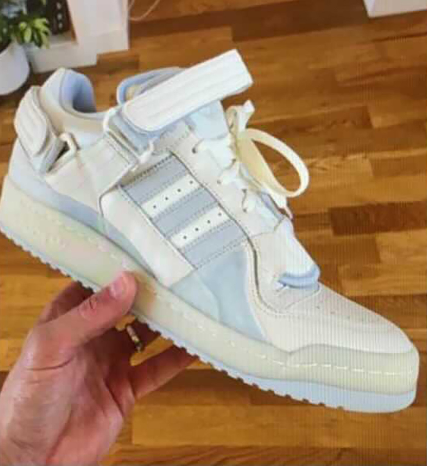Bad Bunny Adidas Forum Sneaker Collaboration