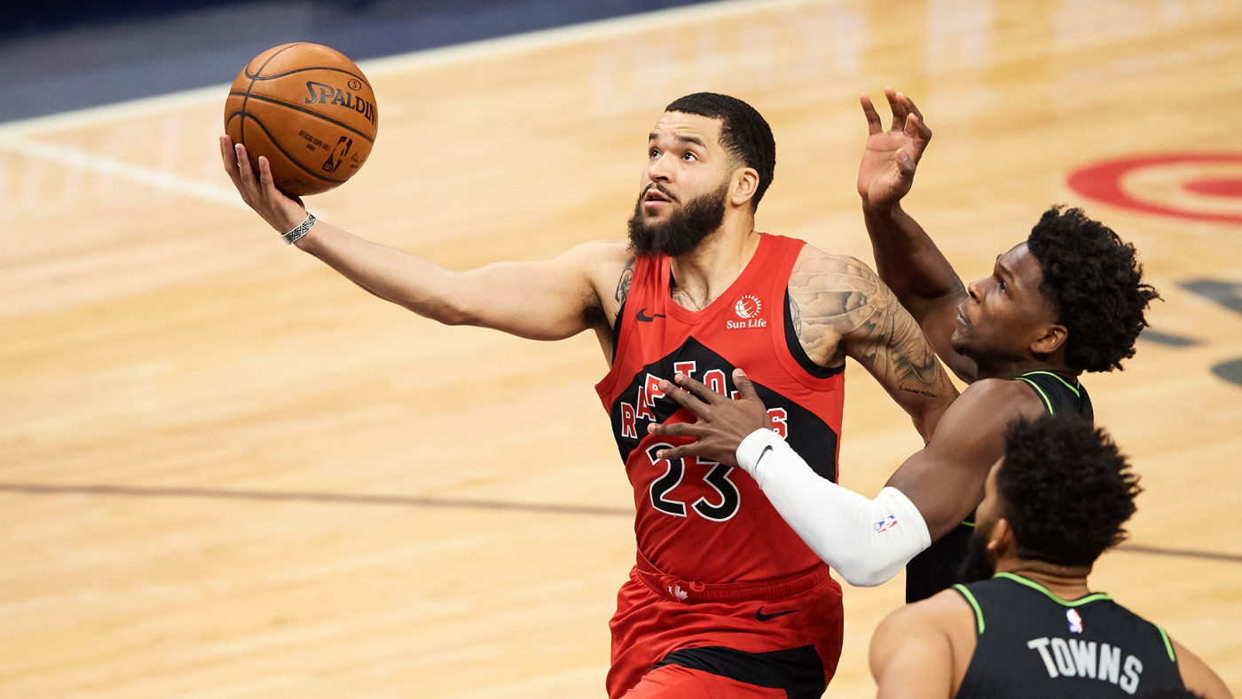 Why Fred VanVleet should be named a 2021 All-Star