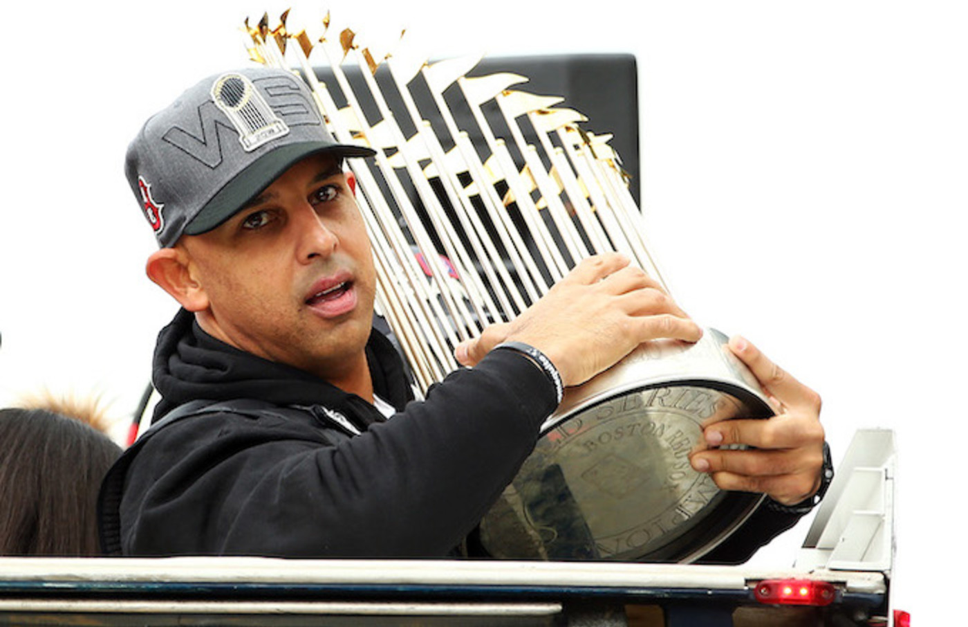 Boston Red Sox Manager Alex Cora.