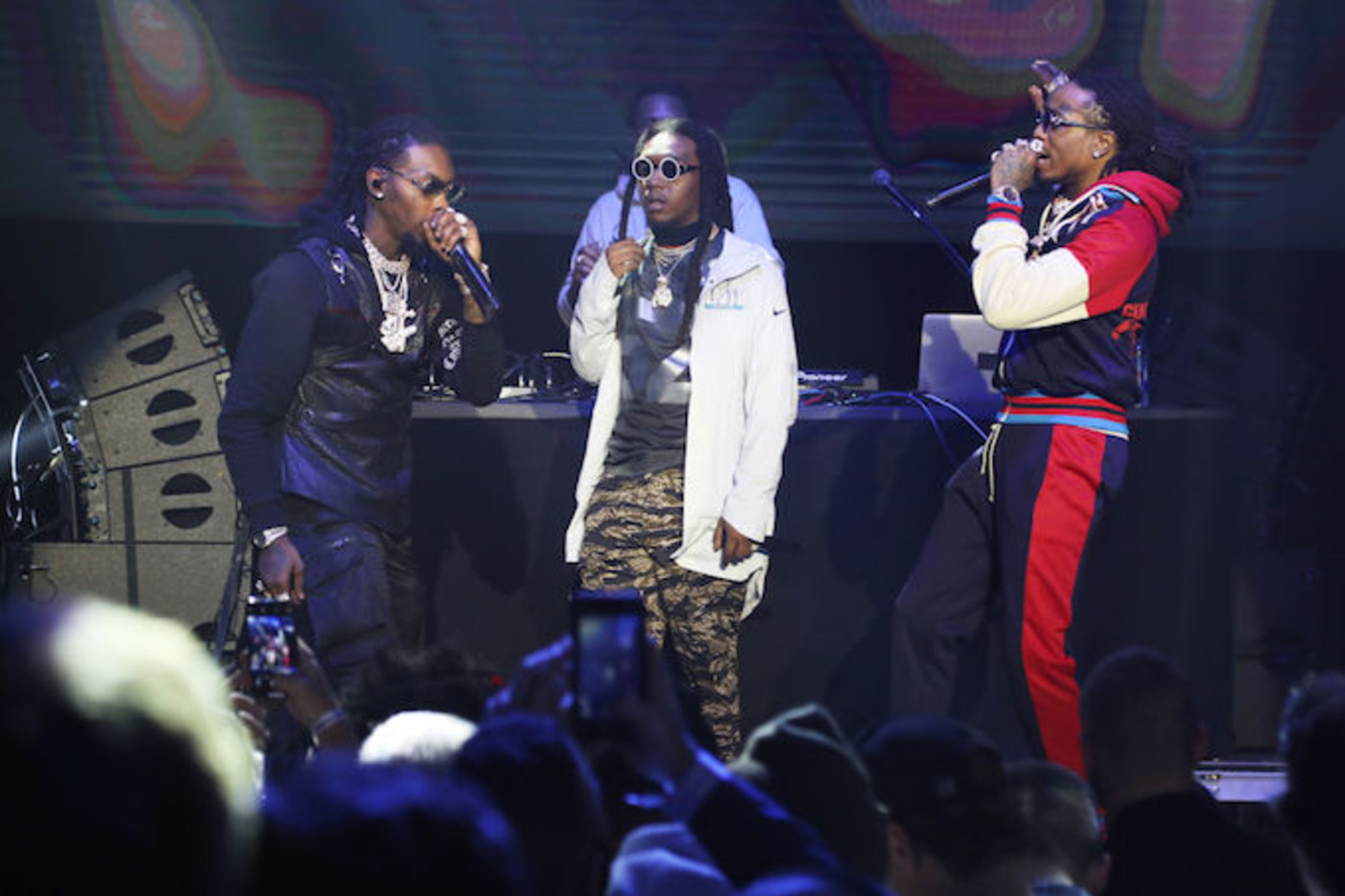 This is a picture of Migos.