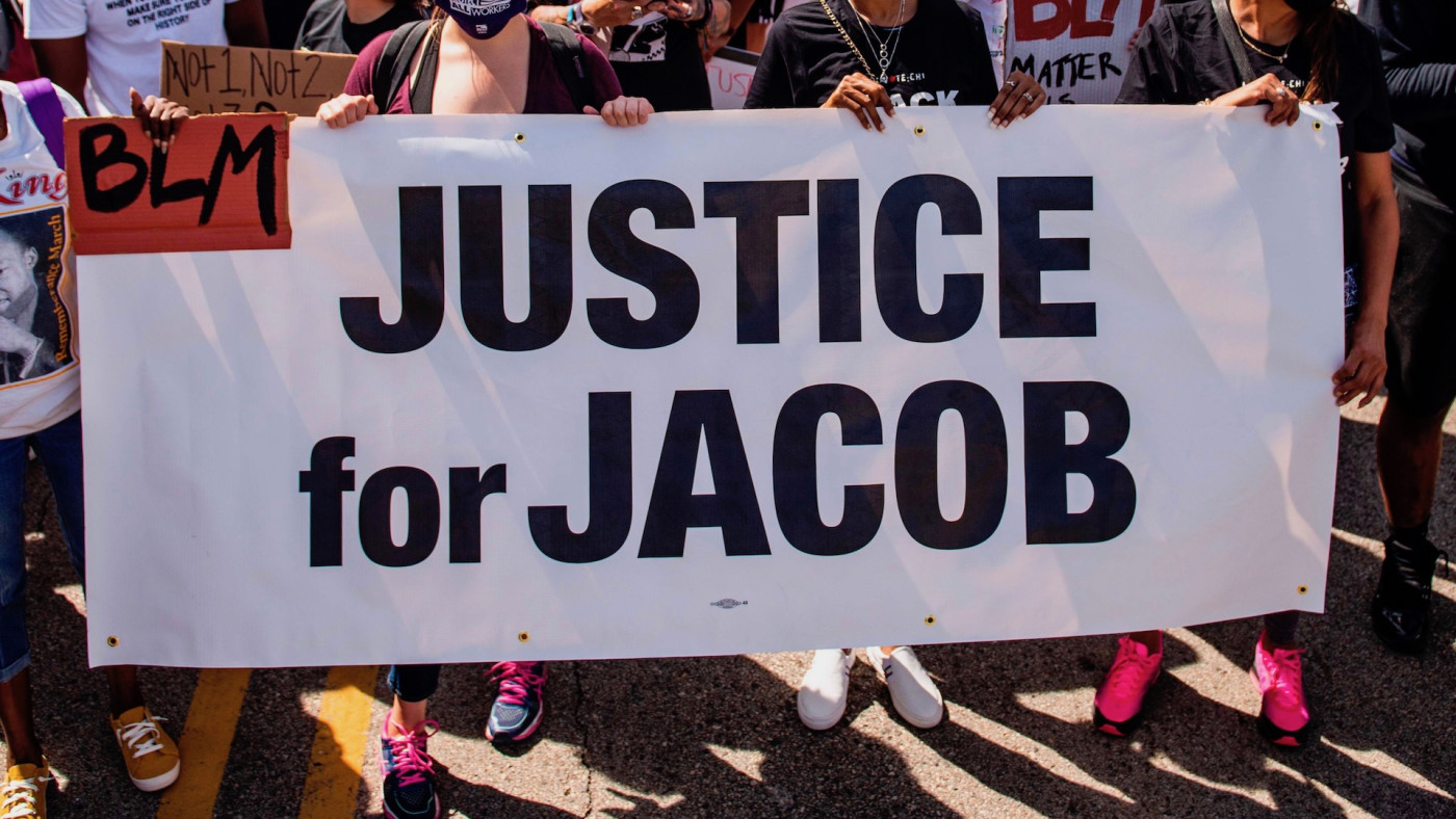 Jacob Blake demonstration