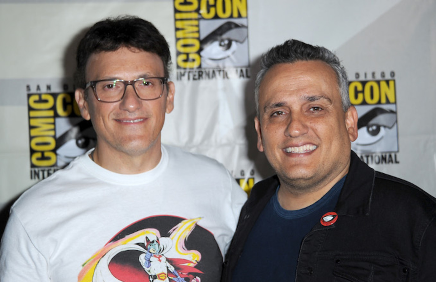Anthony Russo and Joe Russo attend A Conversation With The Russo Brothers.