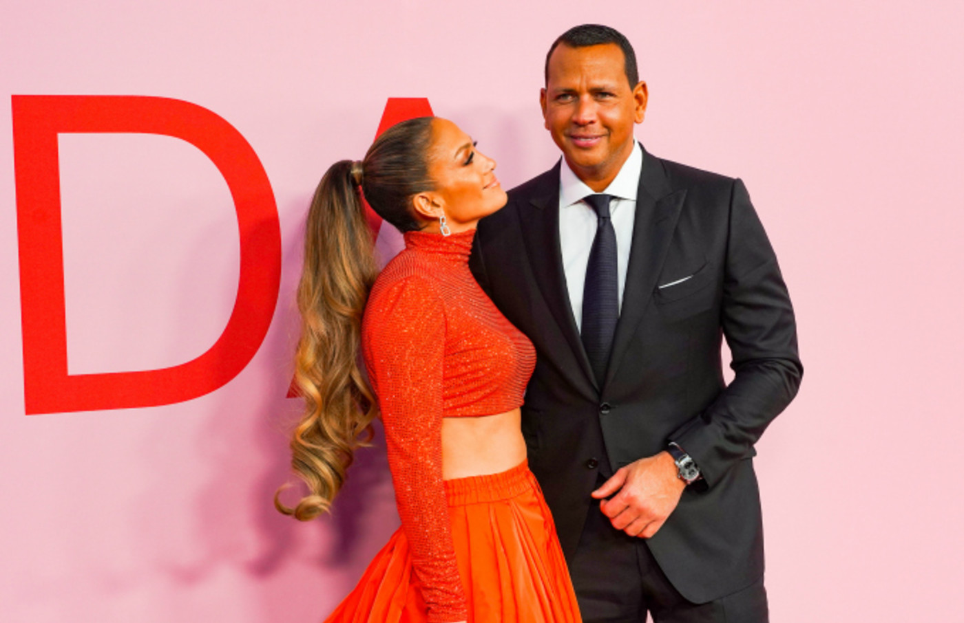 ennifer Lopez and Alex Rodriguez attend the 2019 CFDA Fashion Awards