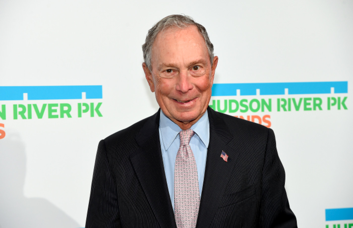 Michael Bloomberg attends the Hudson River Park Annual Gala