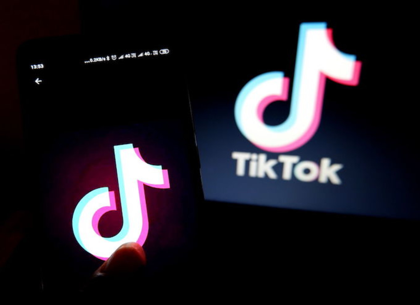 This is a picture of TikTok.
