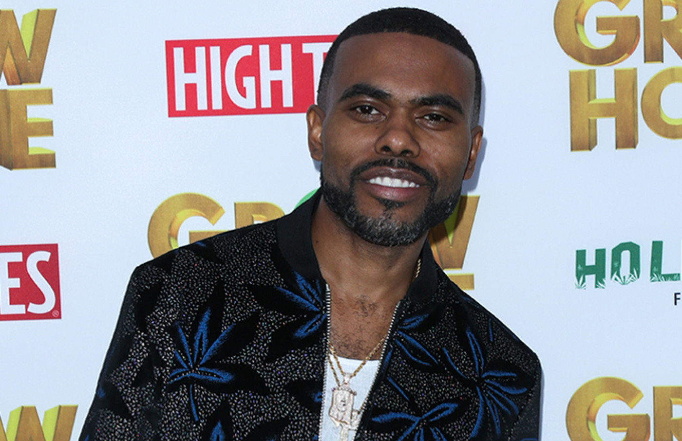 This is a photo of Lil Duval.