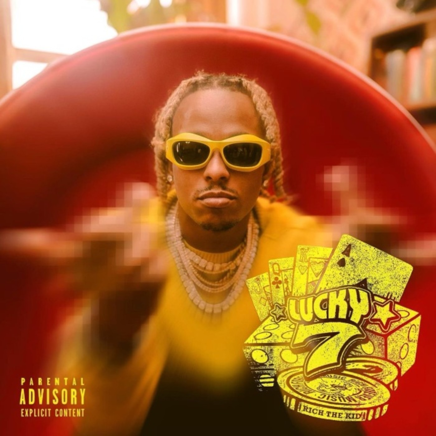 Rich the Kid Shares 'Lucky 7' EP f/ DaBaby, Lil Mosey, Rubi Rose, and More  | Complex