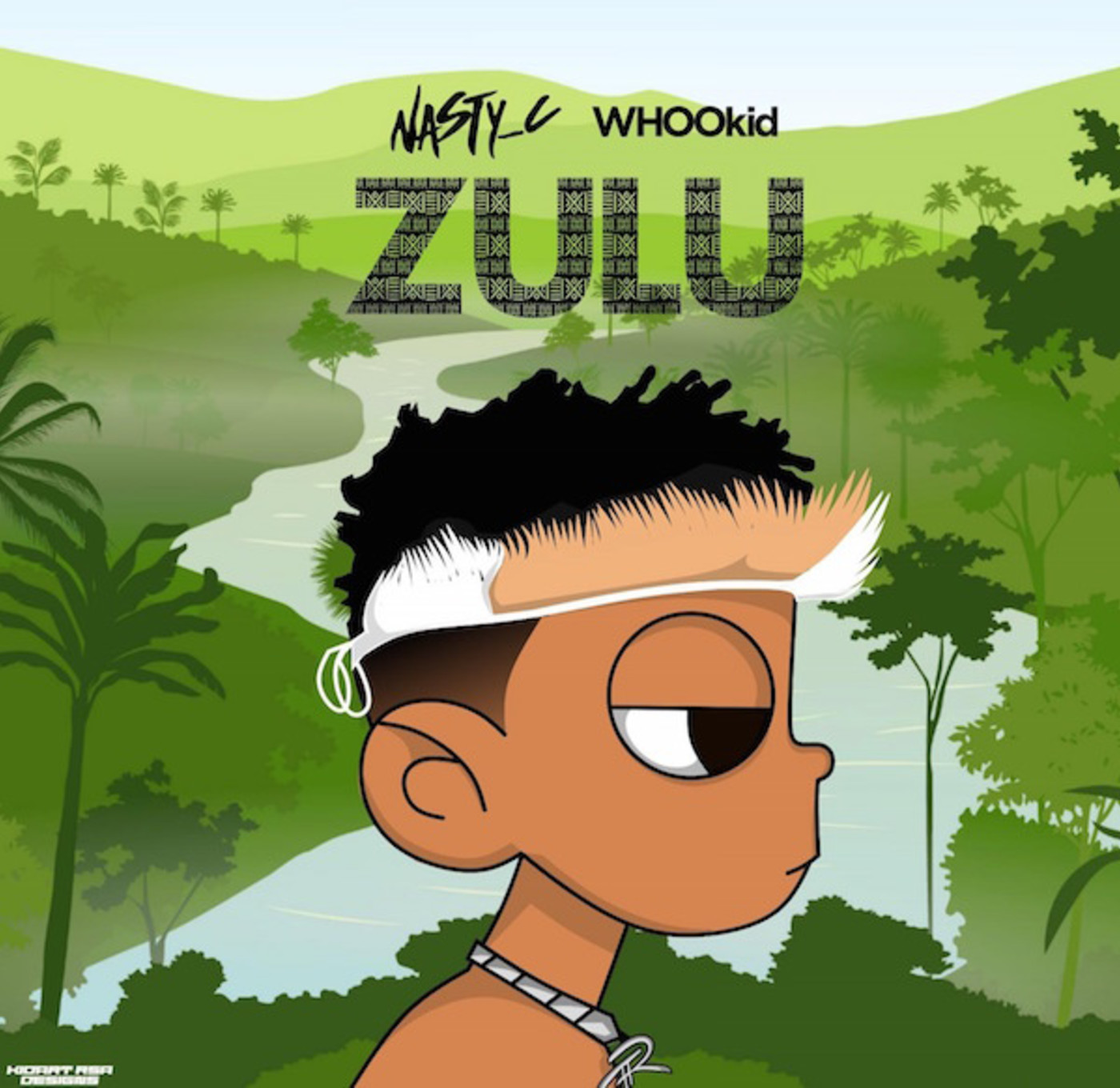 Nasty C —Zulu