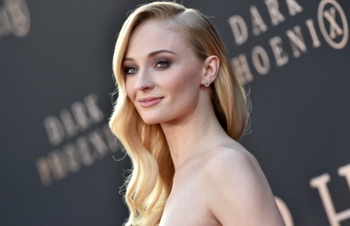 """Sophie Turner attends the premiere of 20th Century Fox's """"Dark Phoenix"""" at TCL Chinese Theatre"""