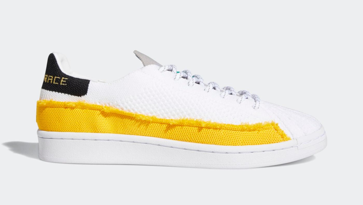 Pharrell x Adidas Superstar FY2294 Release Date