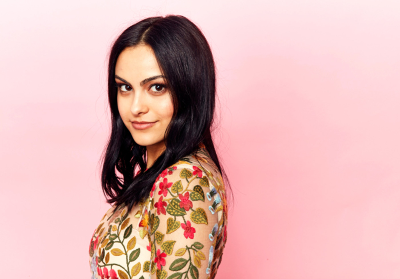 Camila Mendes from CW's 'Riverdale' poses for a portrait during Comic-Con 2017
