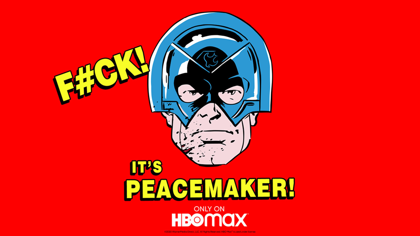 Peacemaker on HBO Max