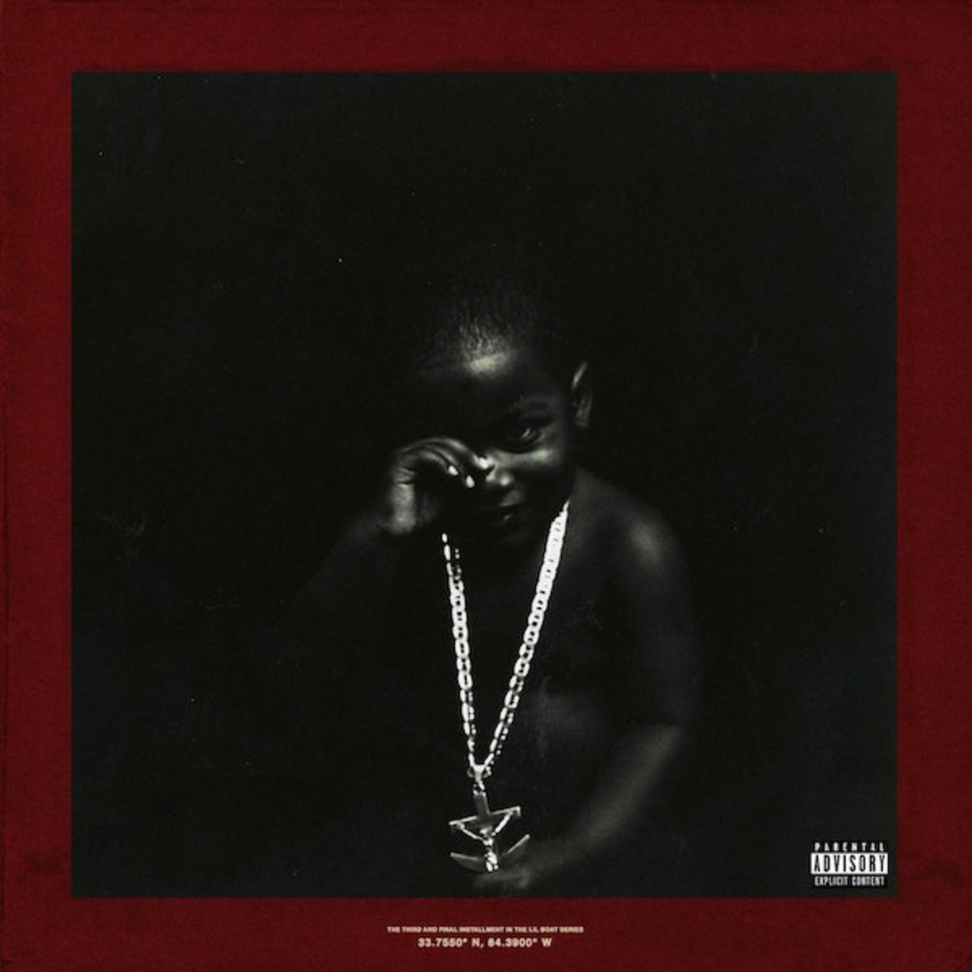 Lil Yachty's 'Lil Boat 3' cover art.