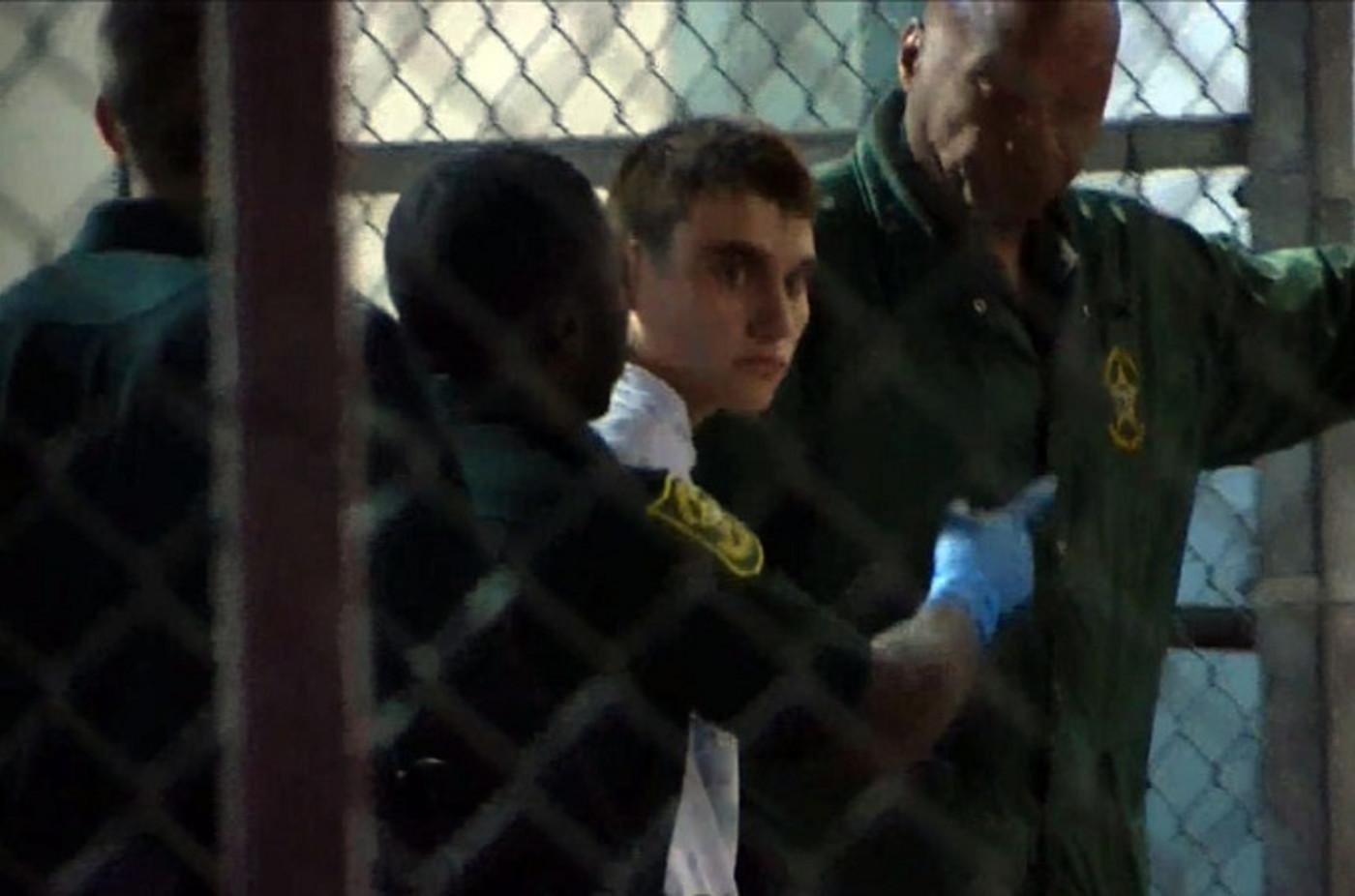 Nikolas Cruz, Florida school shooting suspect