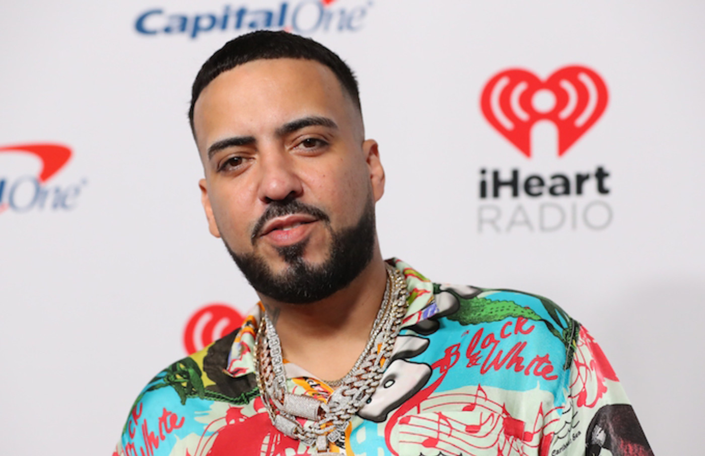 French Montana attends the 2019 iHeartRadio Music Festival.