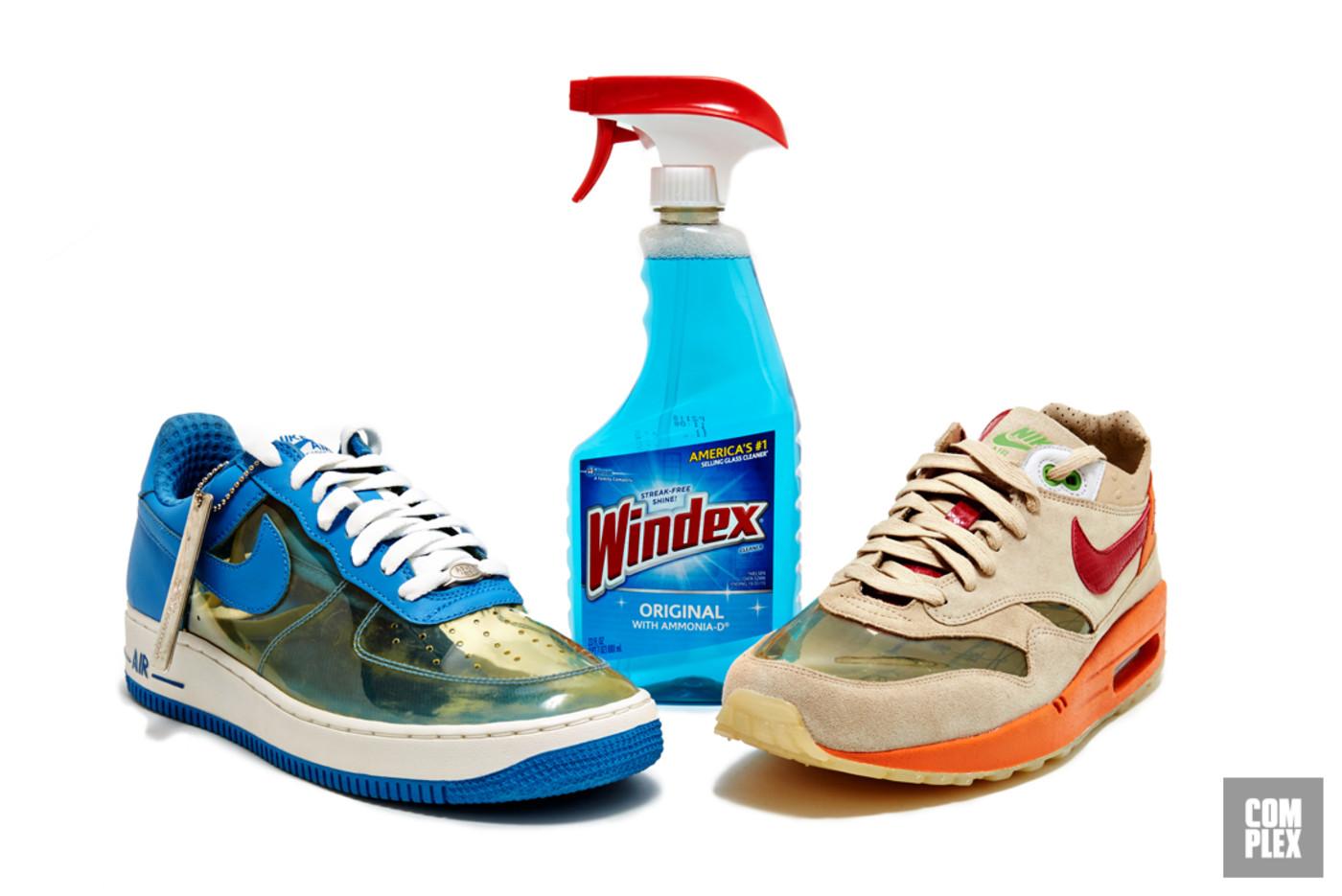 Sumamente elegante Custodio Producto  Remember When See-Through Nikes Took Over Sneaker Culture? | Complex