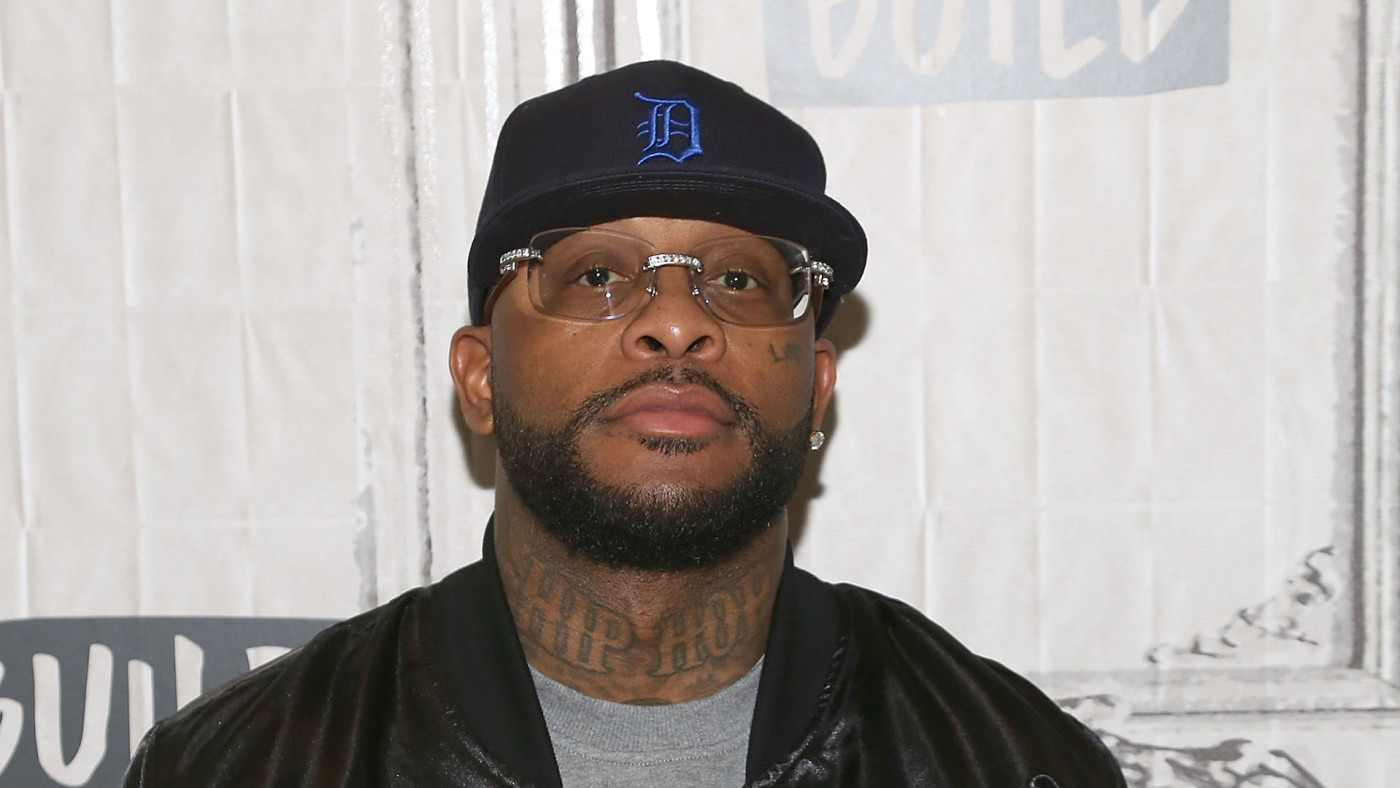 "Royce da 5'9"" visits Build Series at Build Studio"