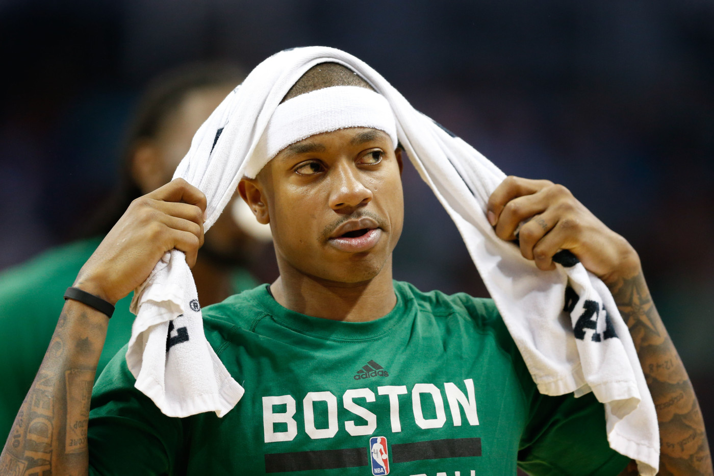 Isaiah Thomas Celtics Hornets 2016