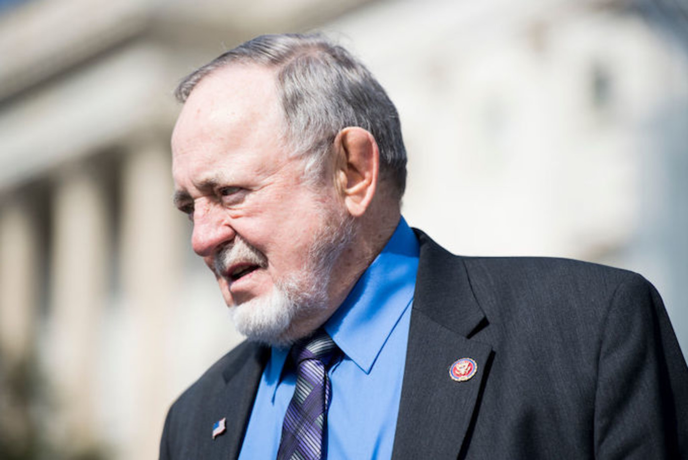 This is a picture of Don Young.
