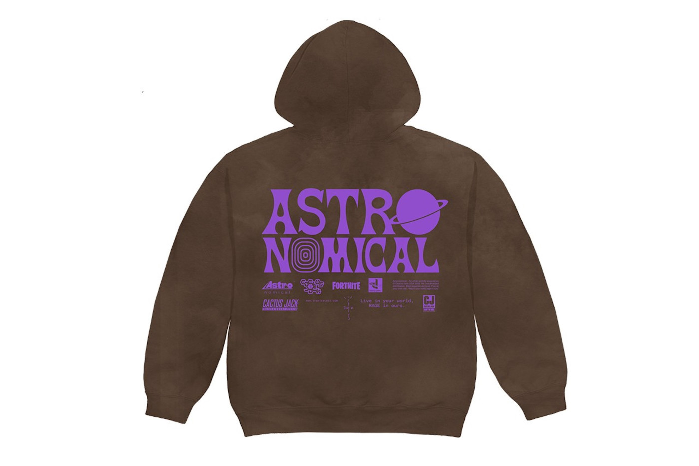 Astronomical Hoodie